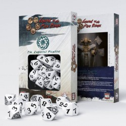 QW - legend of the five rings the imperial families d10