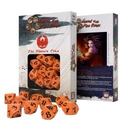 QW - legend of the five rings the phoenix clan d10