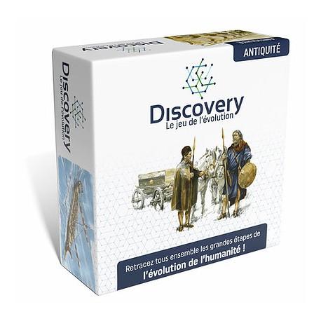 Discovery-Préhistoire (édition 2019 en Français)