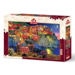 Puzzle 1500 Pièces Cinque Terre - Italie