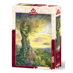 Puzzle 1000 Pièces Love of Nature