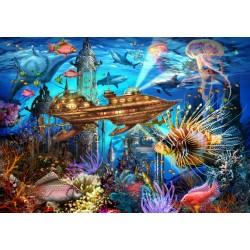 Puzzle 1000 Pièces Aqua City