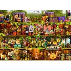 Puzzle 2000 Pièces Wine Shelf