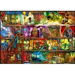 Puzzle 2000 Pièces The Fantastic Voyage