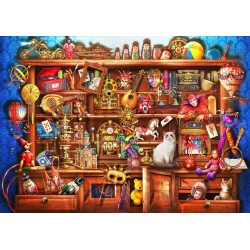 Puzzle 2000 Pièces Ye Old Shoppe