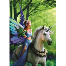 Puzzle 1500 Pièces Anne Stokes - Realm of Enchantment