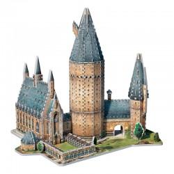 Puzzle 3D - Harry Potter (TM) : Poudlard - Grande Salle 850 Pièces