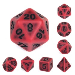 Red Ancient Dice