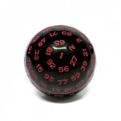 D100-Noir Opaque (encre rouge)