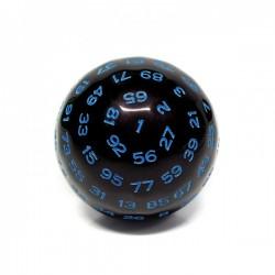 D100-Noir Opaque (encre bleu)