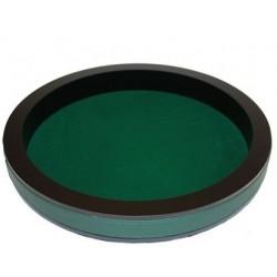 Piste de dés Prestige 24 cm (Vert)