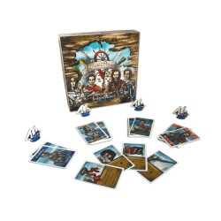 Terre Pirate Extension Capitaine
