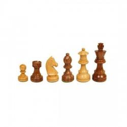 Pièces échecs staunton buis/palissandre n°5