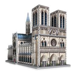 Puzzle 830 pièces Puzzle 3D - Notre-Dame de Paris