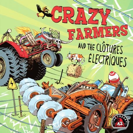 Crazy Farmers And The Clôtures Électriques