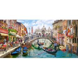Puzzle 4000 pièces Charms of Venise