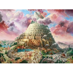 Puzzle 3000 pièces Tower of Babel