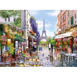 Puzzle 3000 pièces Flowering, Paris