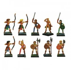 Armée Amazonnes