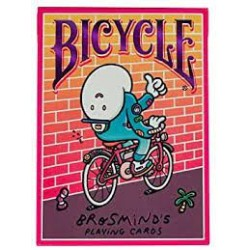 CLASSIC Bicycle Brosmind FOURGANGS