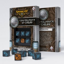 QW - warmachine convergence of cyriss faction D6