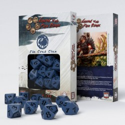 QW - legend of the five rings the crab clan d10